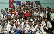 ३२ पदकसहित राष्ट्रिय टोली टिम च्याम्पियन