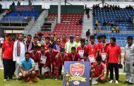 क्विक्स कप फुटबल - दीपज्योती र जनज्योती च्याम्पियन