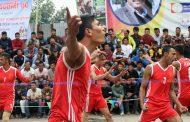 गण्डकीलाई पराजित गर्दै आर्मी फाइनलमा