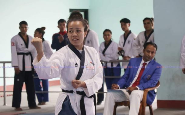 आयशा, नेगी र विकेश अब अन्तर्राष्ट्रिय प्रशिक्षक