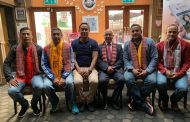 ओलम्पियन विष्टसहित ४ प्रशिक्षकको बेलायतमा सम्मान