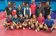स्वीस प्रशिक्षक पाभेलले टेबल टेनिस खेलाडीलाई एक साता विशेष प्रशिक्षण दिने