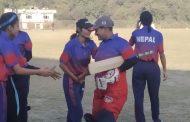 माल्दिभ्समाथि नेपाल ए महिला टोलीको सहज जित