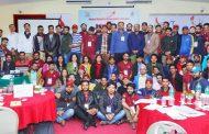 साग लक्षित मिडिया वर्कसप सम्पन्न