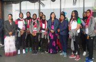तीन राष्ट्रको भलिबल टोली नेपालमा