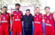 नेपाल ३ बाइ ३ बास्केटबलको फाइनलमा