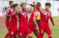 भुटानलाई हराउँदै नेपाललाई फुटबलको स्वर्ण
