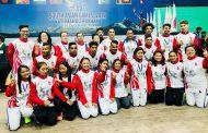 साग ब्याडमिन्टनः टिम इभेन्टमा नेपाली दुवै टोलीको पदक पक्का
