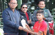 सिक्किमविरुद्ध सावित्रा एक्लैको ९ गोल