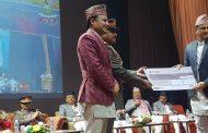 एनआईसी एशिया बैंकद्वारा एपिएफका साग पदक विजेता सम्मानित
