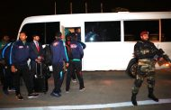 १० हजार प्रहरीको सुरक्षामा बंगलादेश क्रिकेट टोली
