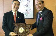 ओलम्पिक अघि जापानमै प्रशिक्षण व्यवस्था