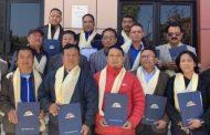 संगिना र दीपकसहित २२ जना तेक्वान्दो एसियाको विभिन्न समितिमा