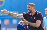 बार्सिलोनाका पूर्व गोलरक्षक भाल्डेस प्रशिक्षकमा नियुक्त