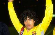 म्याराडोनाको जन्मदिन बार्सिलोनाद्वारा स्मरण