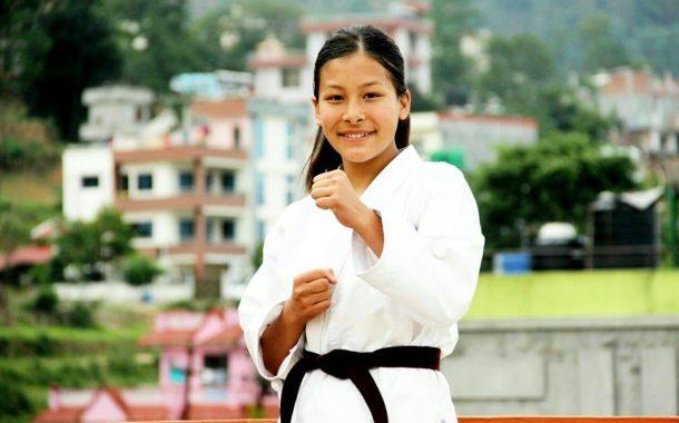 अनलाइन कराते कातामा नेपाललाई थप ४ पदक
