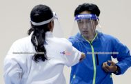 ओलम्पिक तयारीमा रहेको कराते प्रशिक्षण स्थगित