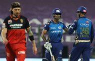 बेंगलोरलाई हराउँदै मुम्बई प्लेअफमा