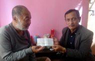 पूर्व बक्सर शर्मा लाई श्रेष्ठको सहयोग