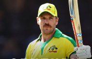 भारतविरुद्ध कप्तान फिन्चको सानदार शतक