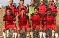 पञ्चायन इनरुवा फुटबलको क्वार्टरफाइनलमा