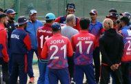 राष्ट्रिय क्रिकेट टोलीको प्रशिक्षण स्थगित