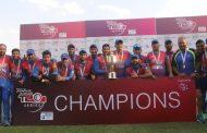 *त्रिकोणात्मक सिरिज विजेता नेपाली खेलाडीले जनही ४ लाख रुपैयाँ पाउने*