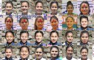 राष्ट्रिय महिला भलिबल टोलीमा ३० खेलाडी छनोट