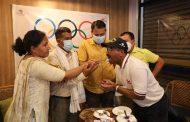 नेपालगन्जमा मनाइयो ओलम्पिक डे