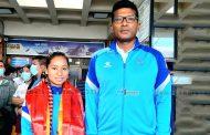 ओलम्पिक : सरस्वती र प्रशिक्षक श्रेष्ठ टोकियो जाँदै