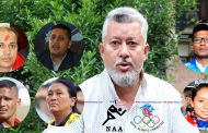 ओलम्पिकमा एथलेटिक्स टोली अन्ततः व्यवस्थापक विहिन