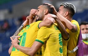 ब्राजिल र मेक्सिको सेमिफाइनलमा