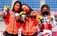 पदक तालिकामा चीनको अग्रता यथावत