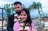 क्रिकेटर विनोद र खेल पत्रकार सोनिका वैवाहिक जीवनमा प्रवेश गर्दै