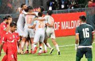 नेपाल फाइनलमा भारतसँग पराजित